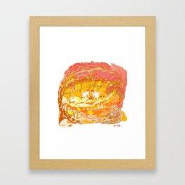 Anihan (Harvest Time) Framed Art Print