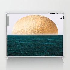 Gold Sunset Laptop & iPad Skin