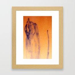 Idiossincrasia 7 Framed Art Print
