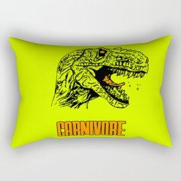 Carnivore Rectangular Pillow