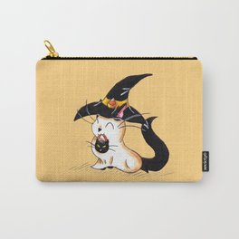 Salem Ghost Carry-All Pouch