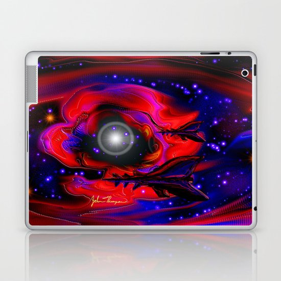 Alien Patrol Laptop & iPad Skin
