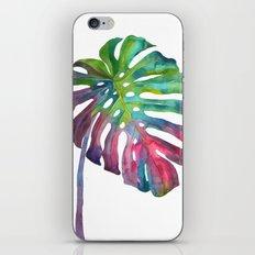 Leaf vol 3 iPhone & iPod Skin