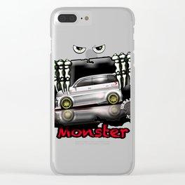 car - Subaru Clear iPhone Case