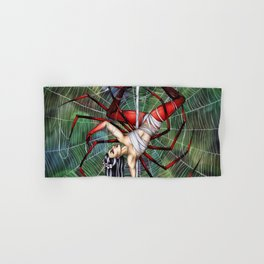 Pole Creatures: Jorogumo Hand & Bath Towel