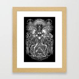 Winya No.85 Framed Art Print