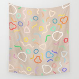 Confetti Party Wall Tapestry