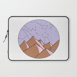 Constellation Mountains Laptop Sleeve