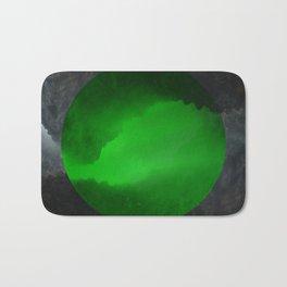 Neon Crevasse Bath Mat