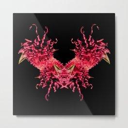 Fruit Bat Metal Print