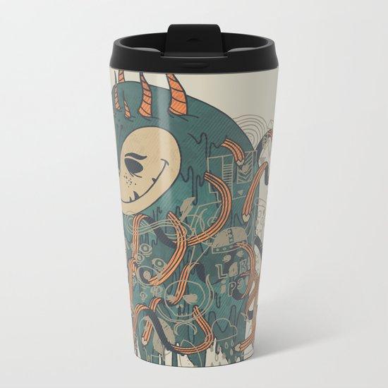 The Doodler Metal Travel Mug