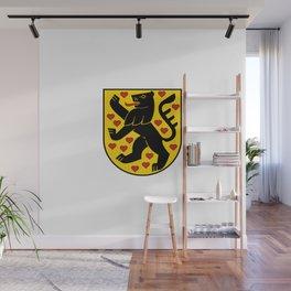 flag of weimar Wall Mural