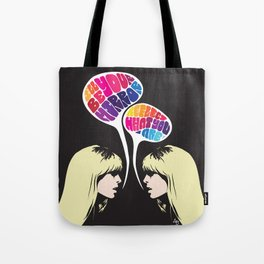 Nico: I'll Be Your Mirror Tote Bag
