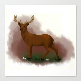 Mister Dear Canvas Print