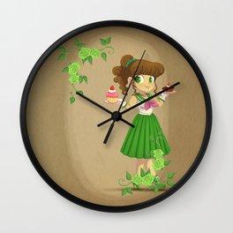 Retro Sailor Jupiter Wall Clock