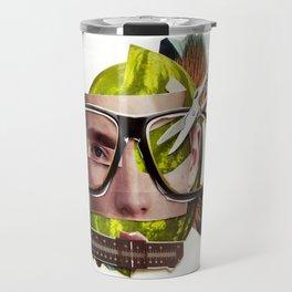 Make me perfect | Collage Travel Mug
