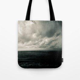 summer ver.greenblack Tote Bag