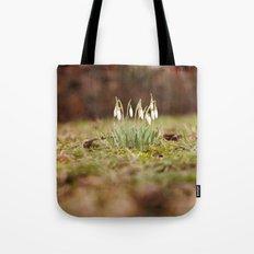 Hello Spring II Tote Bag