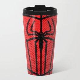 spider man logo Travel Mug