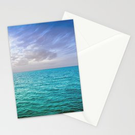 Caribbean Sea Stationery Cards