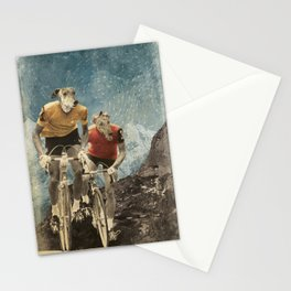 on tour Stationery Cards