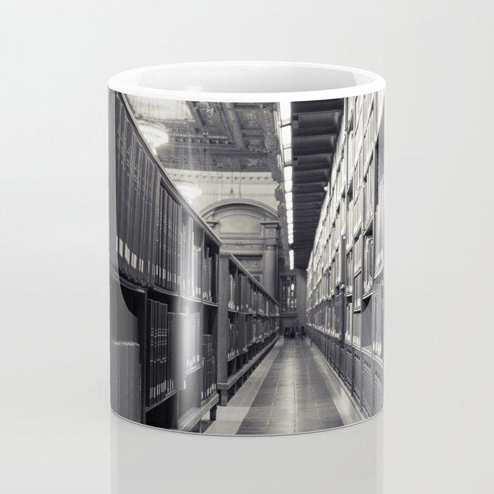 New York Public Library The Rose Reading Room 2 Coffee Mug