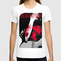 tegan and sara T-shirts featuring Tegan and Sara Ugly Sweater Party by REBEL -Lion
