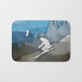 The Skiers Bath Mat