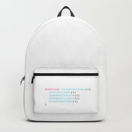 Great Idea Backpack