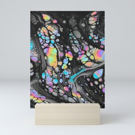 HALLWAYS SCENES FOR THINGS TO REGRET Mini Art Print