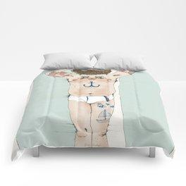 Eustaquio Comforters