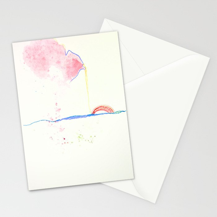 Drip Slop Stationery Cards