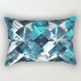 Avalon City: Eden District Rectangular Pillow