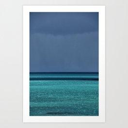 The Beautiful Calm Art Print