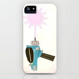 Set phasers to stun! iPhone Case