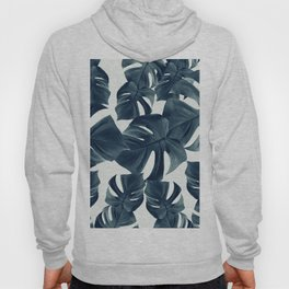 Monstera Leaves Pattern #1 #tropical #decor #art #society6 Hoody