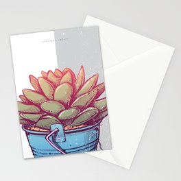 Cactus 1 Stationery Cards