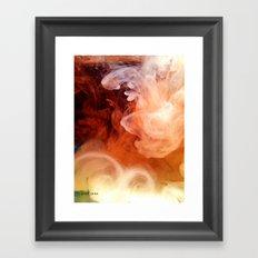 Vengence Framed Art Print