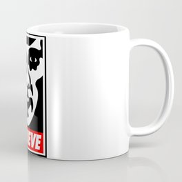 Believe - Sherlock Coffee Mug
