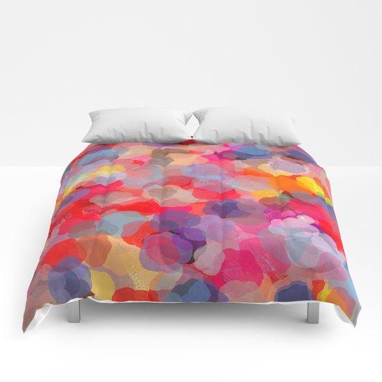 Confetti(colorful). Comforters