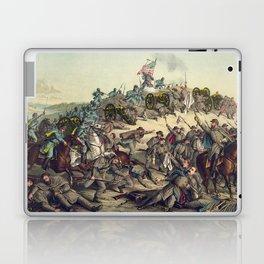 Civil War Battle of Nashville December 15-16 1864 Laptop & iPad Skin