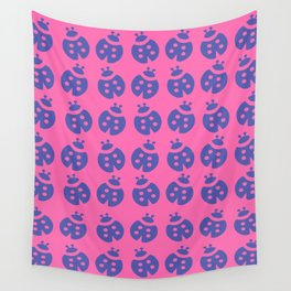 1001 Ladybirds Wall Tapestry