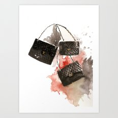 It bag Art Print