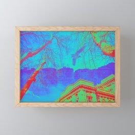 Hyperstimulation 0542 Framed Mini Art Print