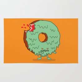The Zombie Donut Rug
