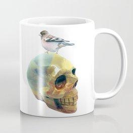Early bird skull jasper Coffee Mug