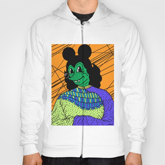THE GREEN LADY. Hoody