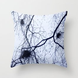 What trees reach for Throw Pillow
