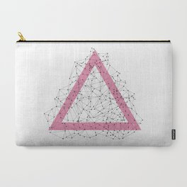 Triangle dots Carry-All Pouch