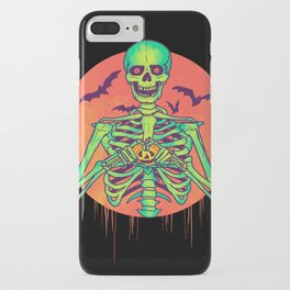 I Love Halloween iPhone Case